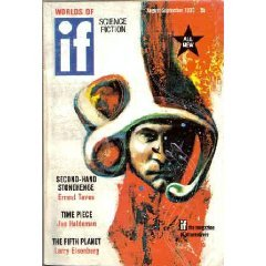 IF Worlds of Science Fiction, 1970 July-August (Volume 20, No. 6)