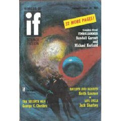 IF Worlds of Science Fiction, 1970 September-October (Volume 20, No. 7)