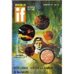 IF Worlds of Science Fiction, 1971 March-April (Volume 20, No. 10)