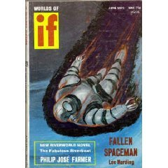 IF Worlds of Science Fiction, 1971 June (Volume 20, No. 11)
