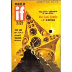IF Worlds of Science Fiction, 1971 December (Volume 21, No. 2)