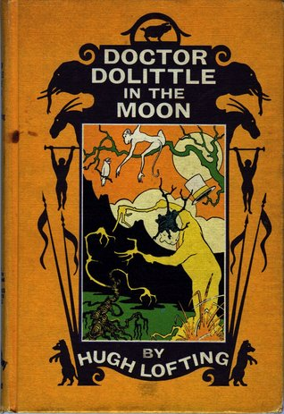 Doctor Dolittle in the Moon (Doctor Dolittle, #8)
