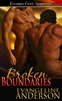 Broken Boundaries by Evangeline Anderson