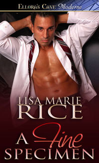 A Fine Specimen by Lisa Marie Rice