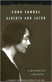Image result for Cora Sandel, Alberta and Jacob,