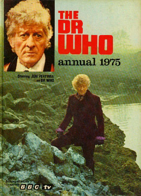 The Doctor Who Annual 1975