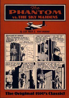 The Phantom Vs. the Sky Maidens