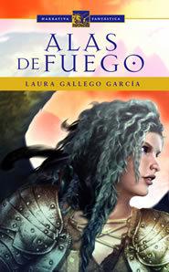 Alas de fuego by Laura Gallego García
