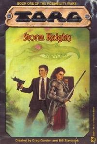 Storm Knights DJVU PDF FB2 978-0874313017