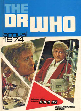 The Doctor Who Annual 1974