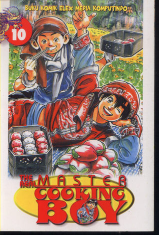 The Real Master Cooking Boy Volume 10