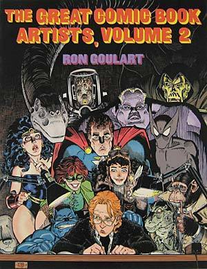 The Great Comic Book Artists, Volume 2
