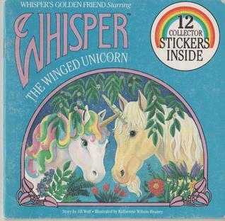 Whisper's Golden Friend Starring Whisper The Winged Unicorn