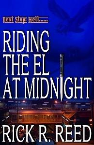 Riding The El At Midnight