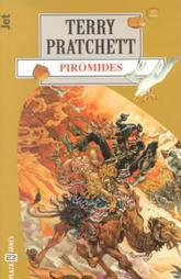 Pirómides by Terry Pratchett