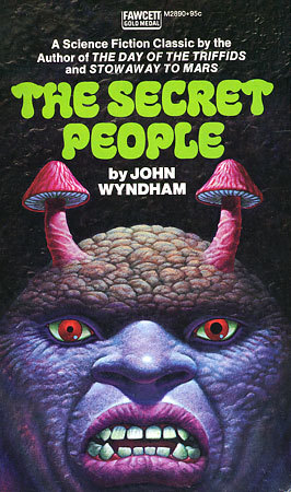 Image result for the secret people john wyndham