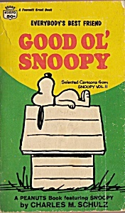 Good Ol' Snoopy (Peanuts Coronet, #3)