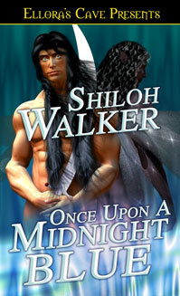 Once Upon a Midnight Blue by Shiloh Walker