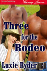 Three for the Rodeo (Midnight Cowboys #3)