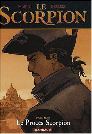 Le Scorpion: Le procès scorpion