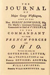 Journal of Major George Washington