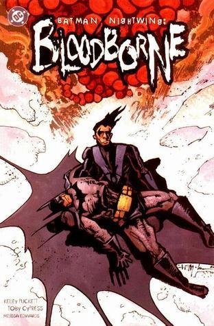 Batman/Nightwing: Bloodborne