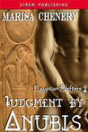Judgment by Anubis (Egyptian Shifters, #2)