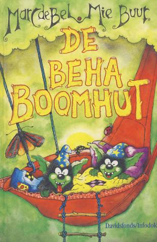 De beha-boomhut by Marc de Bel