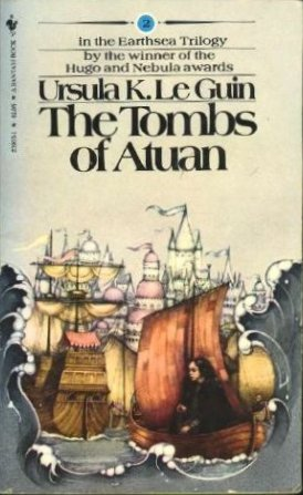 The Tombs of Atuan by Ursula K. Le Guin