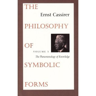 The Philosophy of Symbolic Forms 3: The Phenomenology of Knowledge