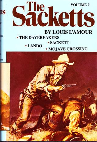 The Sacketts Vol 2(The Sacketts 2/5 6,7,8,9)