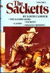 The Sacketts Vol 2 (The Daybreakers / Sackett / Lando / Mojave Crossing)