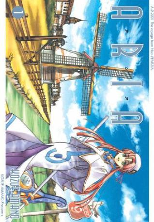 Aria, Volume 1 by Kozue Amano