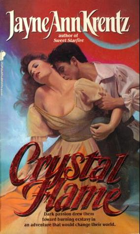 Crystal Flame (Lost Colony, # 2)
