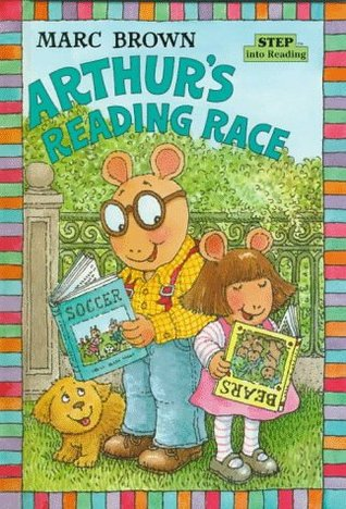 arthur reading race game online