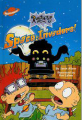 Rugrats Space Invaders!
