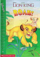 The Lion King: Roar (Disney's First Readers, Level 1)