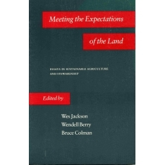meeting the expectations of the land essays in sustainable  227309