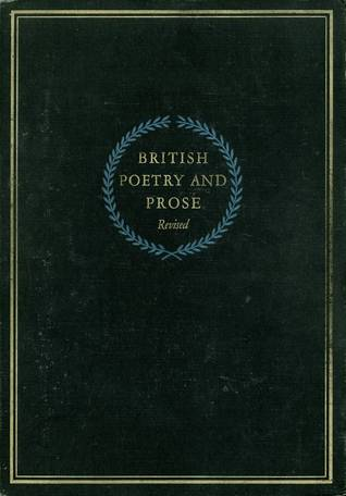 British Poetry and Prose
