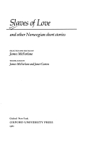 Slaves of Love & Other Norwegian Short St 08