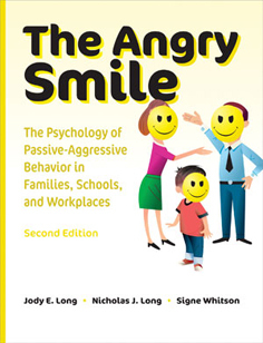The Angry Smile by Nicholas James Long
