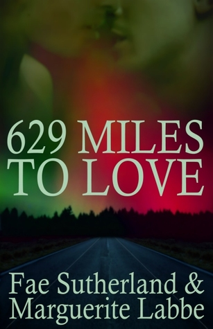 629 Miles To Love by Fae Sutherland