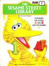 The Sesame Street Library Vol. 1