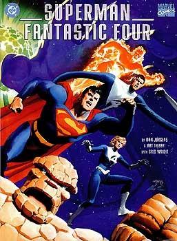 Superman/Fantastic Four: The Infinite Destruction