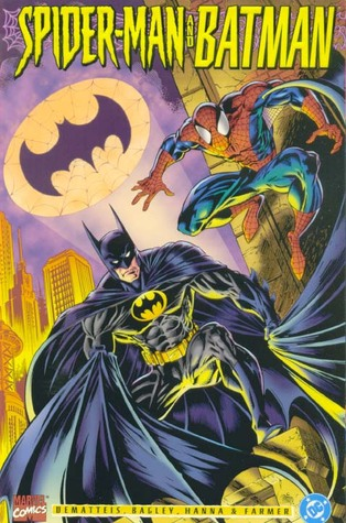 Spider-Man and Batman: Disordered Minds