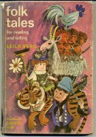 Folk Tales: For Reading and Telling
