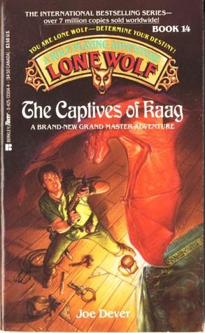 The Captives of Kaag by Joe Dever
