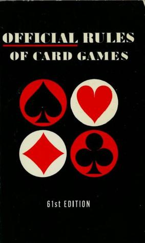 Official Rules of Card Games, 61st Edition