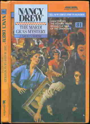 The Mardi Gras Mystery (Nancy Drew, #81)