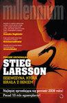 Dziewczyna, która igrała z ogniem by Stieg Larsson
